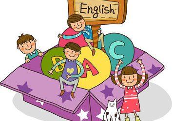 Inglés para infantil